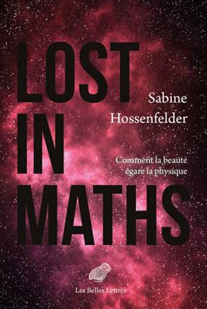 Lost in maths : comment la beauté égare la physique