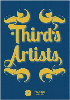 Third's artists : le jeu vidéo et la pop culture revisités par Paul Renaud, Mathieu Bablet, Reno Lemaire, Tony Valente, Maliki et tant d'autres
