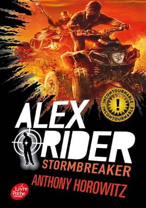 Alex Rider. Volume 1, Stormbreaker