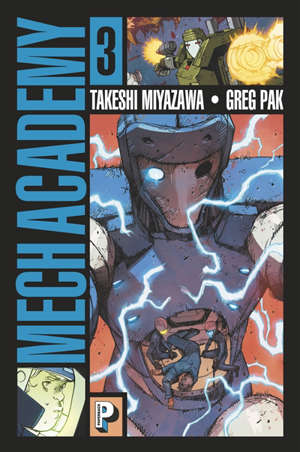 Mech academy. Volume 3