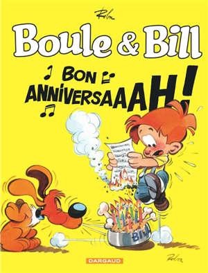Boule et Bill, Boule & Bill : best-of 60 ans