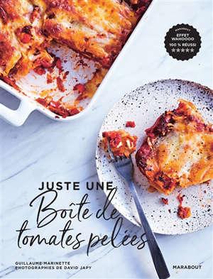 Juste une boîte de tomates pelées