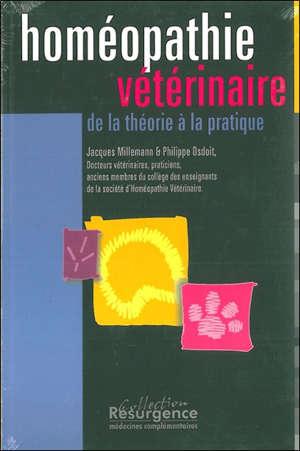 Homéopathie vétérinaire : de la théorie à la pratique