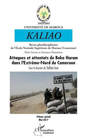 Kaliao. n° 2017, Attaques et attentats de Boko Haram dans l'Extrême-Nord du Cameroun
