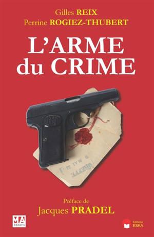 L'arme du crime