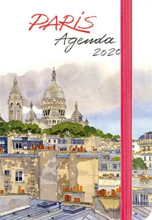 Paris : agenda 2020 : petit format