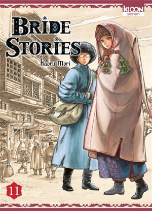 Bride stories. Volume 11