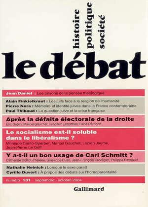 Débat (Le). n° 131