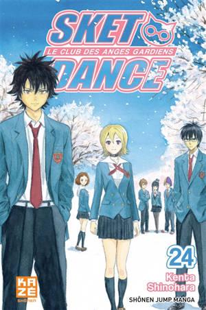 Sket Dance : le club des anges gardiens. Volume 24