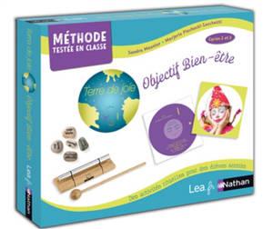 Terre de joie, objectif bien-être : méthode testée en classe, cycles 2 et 3