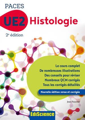 Histologie UE2 PACES