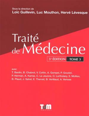 Traité de médecine. Volume 3