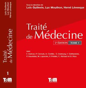 Traité de médecine : pack 3 tomes