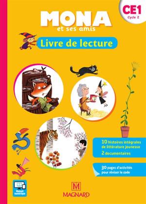 Mona Et Ses Amis Livre De Lecture Ce1 Cycle 2