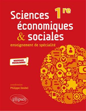 Sciences économiques & sociales, 1re : nouveaux programmes