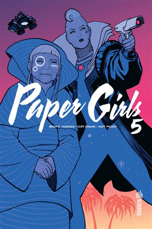 Paper girls. Volume 5