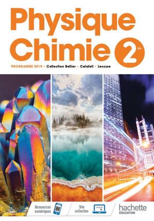 Physique chimie, 2de : programme 2019