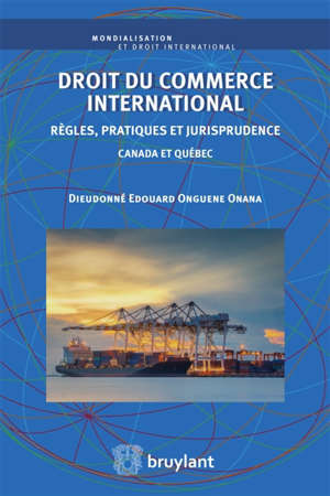 Droit du commerce international : Canada