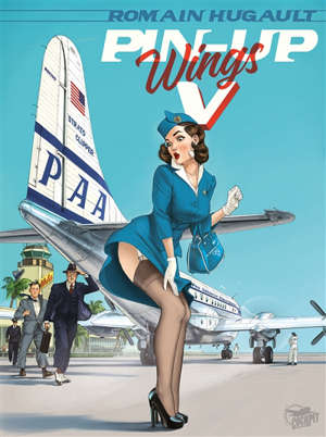 Pin-up wings. Volume 5
