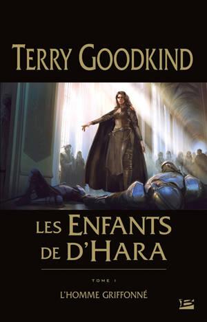 Les enfants de D'Hara. Volume 1, L'homme griffonné