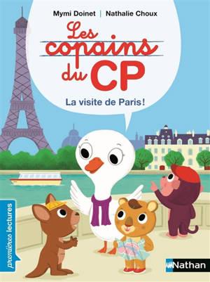 Les copains du CP, Visitons Paris !