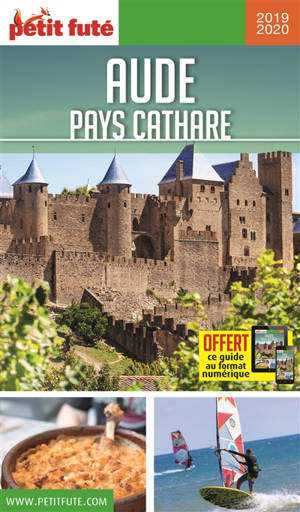 Aude : pays cathare : 2019-2020