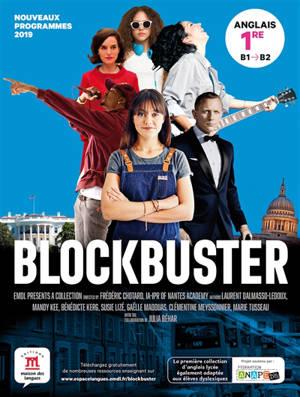 Blockbuster, anglais 1re