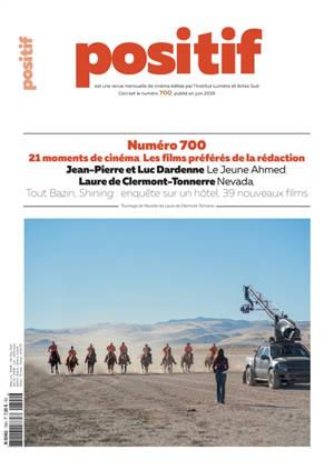 Positif. n° 700