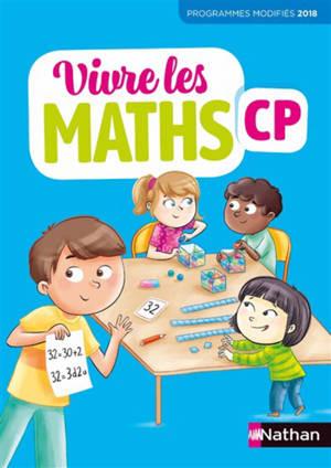 Vivre les maths CP : fichier élève