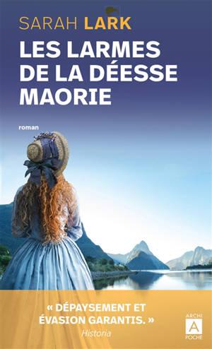 Les larmes de la déesse maorie