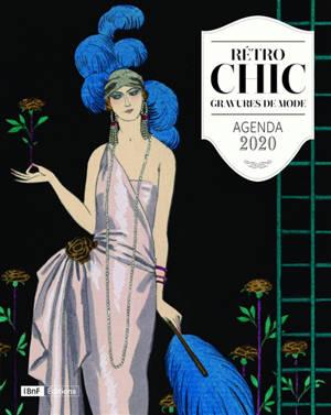 Rétro chic : agenda 2020
