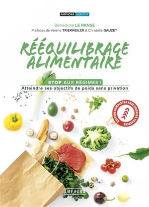 Rééquilibrage alimentaire : atteindre ses objectifs de poids sans privation