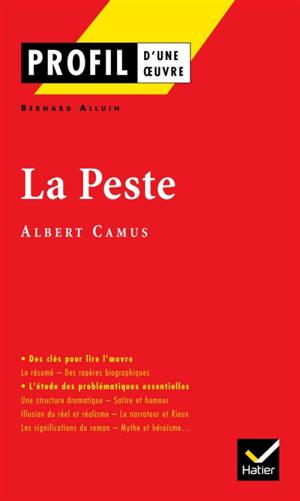 La peste (1847), Albert Camus