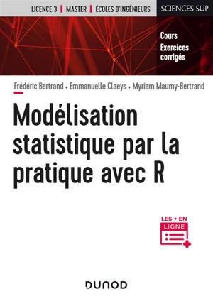 Modélisation statistique par la pratique avec R