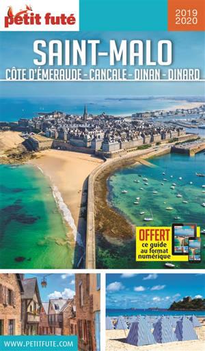 Saint-Malo : Côte d'Emeraude, Cancale, Dinan, Dinard : 2019-2020