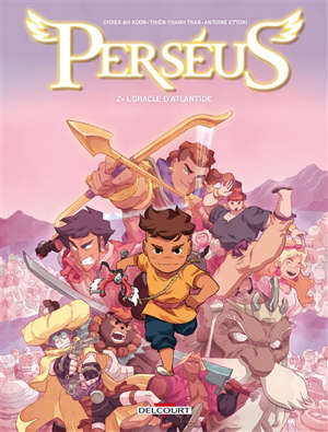 Perséus. Volume 2, L'oracle d'Atlantide
