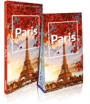 Paris : guide + carte