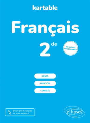 Français, 2de : nouveaux programmes