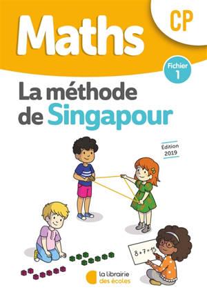 Maths, la méthode de Singapour, CP : fichier 1