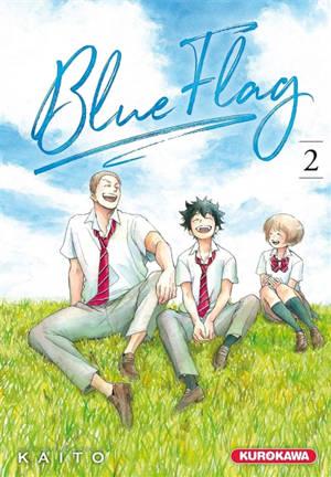 Blue flag. Volume 2
