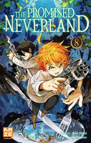 The promised neverland. Volume 8