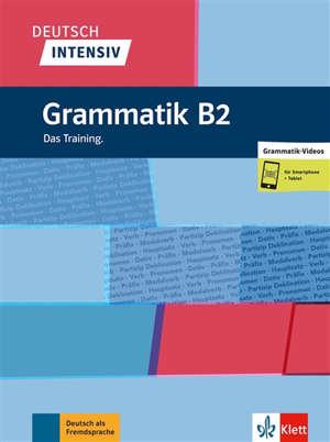 Detusch intensiv, Grammatik B2