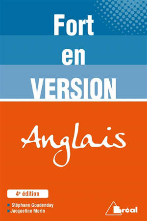 Anglais : fort en version