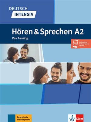Deutsch intensiv, Hören und Sprechen A2