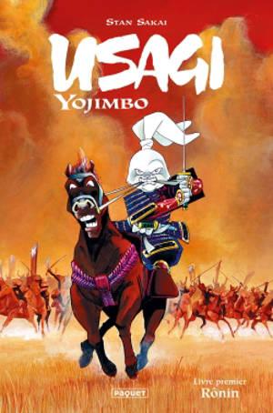 Usagi Yojimbo. Volume 1, Rônin