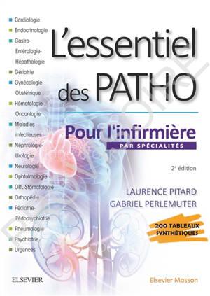 L'essentiel des patho : par spécialités : pour l'infirmière