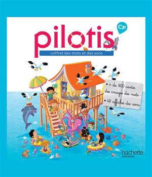 Pilotis, méthode de lecture syllabique CP : coffret des mots et des sons