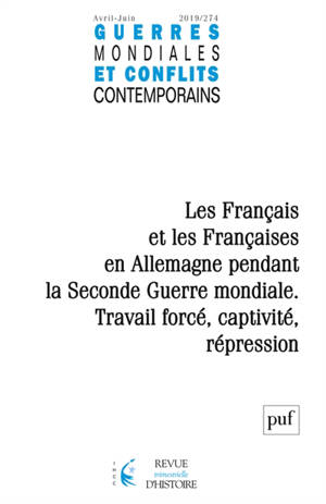 Guerres mondiales et conflits contemporains. n° 273