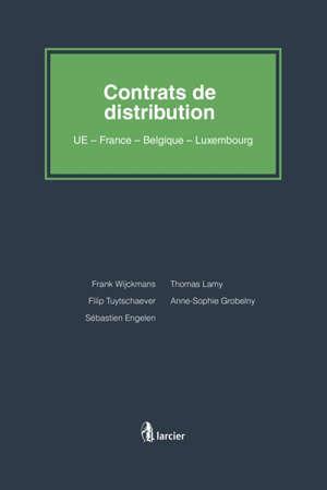 Contrat de distribution : UE, Belgique, Luxembourg, France