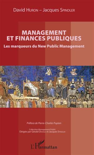Management et finances publiques : les marqueurs du new public management